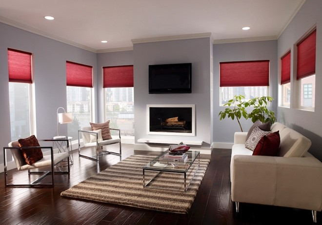 Can't Decide on Motorized Window Treatments or Manual Blinds?